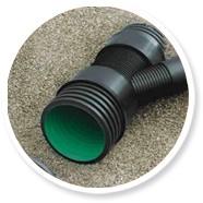 Rury i kształtki PEHD kanalizacja bezciśnieniowa
